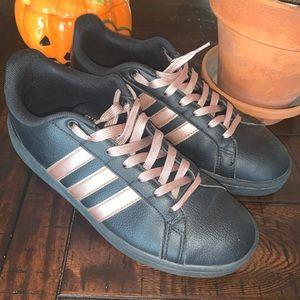Adidas originals black/rose gold